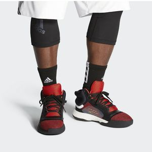 Adidas Marquee Boost  Basketball Shoes - R…